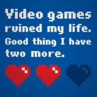 Video Games Ruined My Life Cover