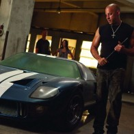 Vin Diesel Ford Gt Wallpaper