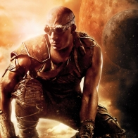 Vin Diesel Riddick Movie Wallpapers