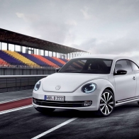 Volkswagen Beetle 2012 Wallpaper