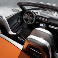 Volkswagen Bluesport Interior