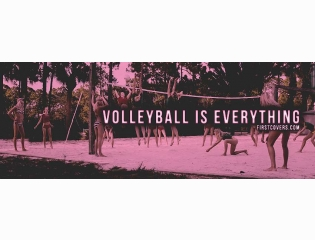 Volleyball Is Everything Cover
