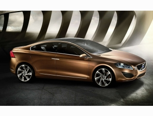 Volvo S60 Concept 2010 Hd Wallpapers