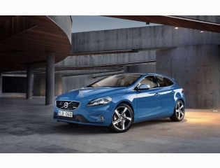 Volvo V40 2013 Hd Wallpapers