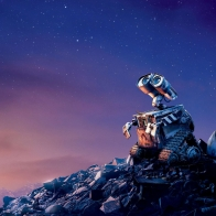 Wall E On Earth Wallpapers