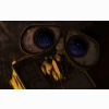 Wall E The Eye Reflection Wallpaper