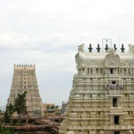 Wallpaper Of Rameshwaram Temple