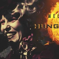 Welcome To The Hunger Games Cover