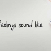 What Feelings Sound Like Cover