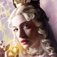 White Queen Alice Through The Looking Glass