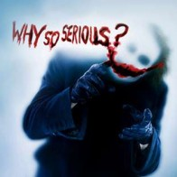 Why So Serious Cover