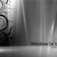 Windows 7 Black Amp White Wallpapers