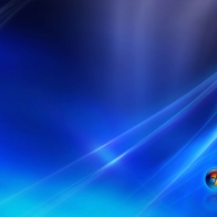 Windows 7 Blue Dark Wallpapers