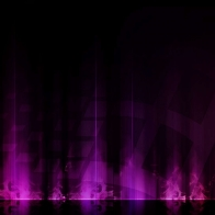 Windows 7 Purple Aurora Wallpapers
