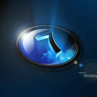 Windows 7 Reflective Wallpapers