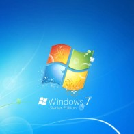Windows 7 Starter Edition Wallpapers