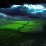 Windows Farm Focus Wallpapers
