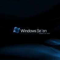 Windows Se7en Dark Wallpapers