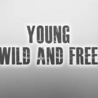 Wiz Khalifa Young Wild And Free Cover