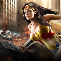 Wonder Woman Dc Universe Online Wallpaper