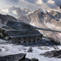 World Of Tanks King Tiger Wallpaper