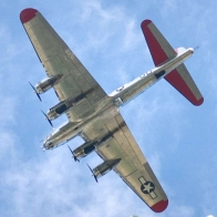 World War Ii B 17 Bomber Wallpaper
