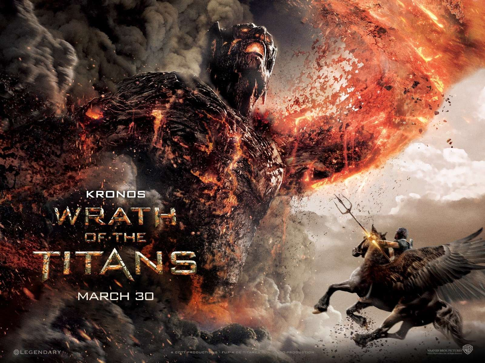 myth perseus vs movie clash tit The new action movie clash of the titans is entertaining as a popcorn flick but students of the greek classics will probably feel their brain explode at all the liberties taken with the myth of perseus.