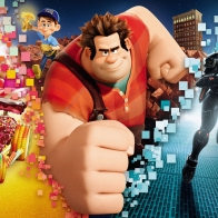 Wreck It Ralph Movie Wallpapers