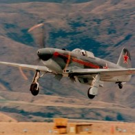 Yak 3 Taking Off Wallpaper