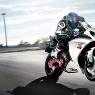 Yamaha Bike Ride Hd Wallpapers