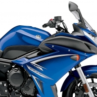 Yamaha Fz6r Blue Wallpapers