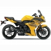 Yamaha Fz6r Yellow Wallpapers