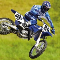 Yamaha Motocross Bike Wallpapers