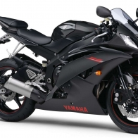 Yamaha R6 Black Hd Wallpapers
