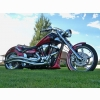 Yamaha Star Raider 2008 Wallpaper