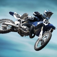 Yamaha Stunt Wallpaper