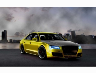 Yello Cool Car Wallpaper