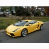 Yellow Lambo Gallardo 2 Wallpaper