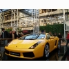 Yellow Lamborghini Gallardo Wallpaper