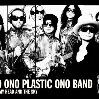 Yoko Ono Plastic Ono Band Wallpaper