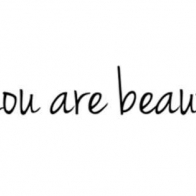 You Are Beautiful Cover