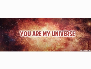 You Are My Universe Cover