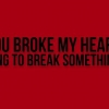 Download you broke my heart cover, you broke my heart cover  Wallpaper download for Desktop, PC, Laptop. you broke my heart cover HD Wallpapers, High Definition Quality Wallpapers of you broke my heart cover.