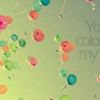 You Colored My Life Cover