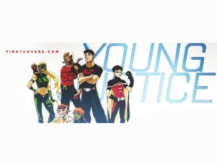 Young Justice Cover
