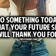 Your Future Self Will Thank You Cover
