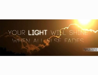 Your Light Will Shine Cover