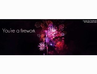 Youre A Firework Cover
