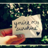 Download youre my sunshine cover, youre my sunshine cover  Wallpaper download for Desktop, PC, Laptop. youre my sunshine cover HD Wallpapers, High Definition Quality Wallpapers of youre my sunshine cover.