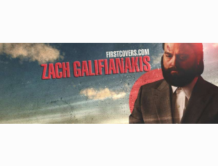 Zach Galifianakis Cover